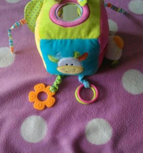Погремушка Yancheng Baby Веселый куб