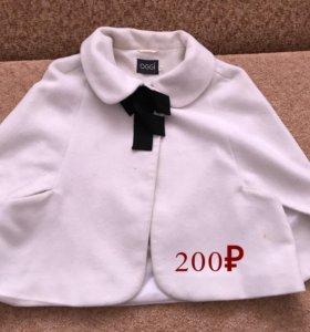 Пиджаки и накидки