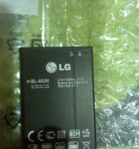 аккумулятор для смартфона LG