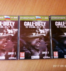 игра call of duty GHOSTS