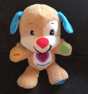 Интерактивная игрушка Учёный щенок