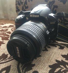 Nikon d3100 vr