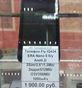 Телефон Fly Era Nano 5 (iq434)