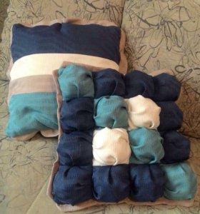 Подушка зефирка