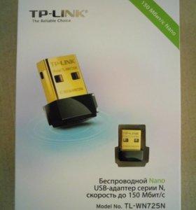 Wi-fi адаптер TP-LINK Nano