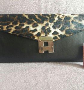 Новая сумка клатч Eleganzza