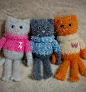 Уютные котятки