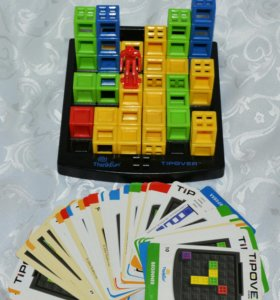 Настольные игры-головоломки от Thingfun