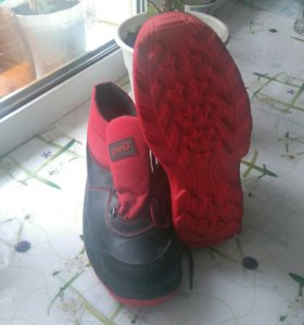Ботинки мужские кожаные,новые