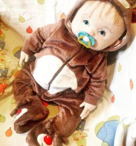 Пупс малыш Ванечка младенец ручной работы