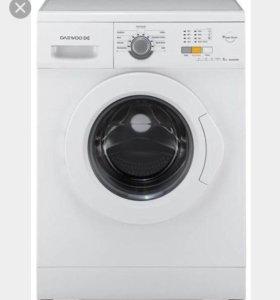 Стиральная машинка DAEWOO DVD-MH 8011