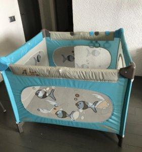 Манеж- кровать детский