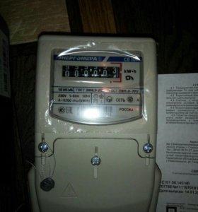 Счётчик электроэнергии однофазный