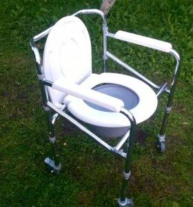 Кресло-туалет с санитарным оснащением (б/у)