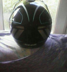 Шлем кроссовый