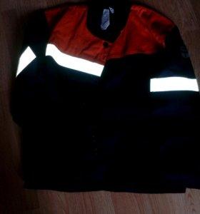 Рабочая одежда 2 комплекта. 58 размер