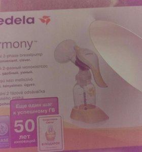 Молокоотсос ручной Medela Harmony