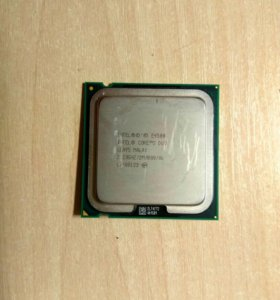 Intel Core 2 Duo E4500 Allendale (2200MHz, LGA