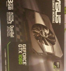 Gtx 1060 3gb новая