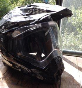 эндуро-шлем THH