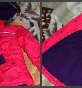 Куртка зимняя детская производство Германия