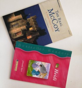 Книжки на английском языке