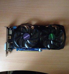 Видео карта GeForce gtx 660 wind fome