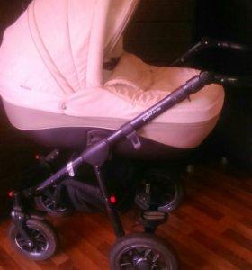 Детская коляска Adamex Pajero 2 в1