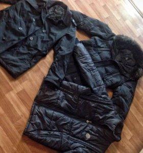 Куртки мужские размер 48-50(L)
