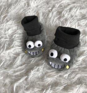 Детские носочки, пинетки