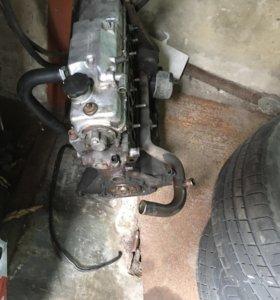 Двигатель 1.5 8 кл