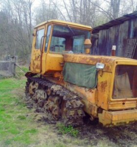 Трактор дт75М