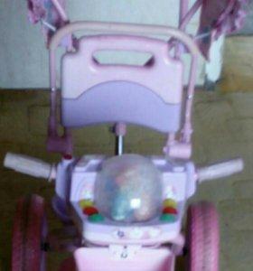 Детский велосипед для девочек