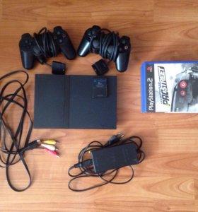 Sony PlayStation 2(не прошитая,оригинальная)