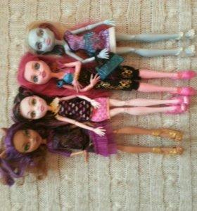 Игрушки для детей,куклы монстр хай