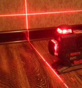 Лазерный нивелир Bosch