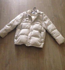 Куртка мужская бу