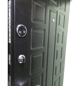 Входная стальная дверь Йошкар венге