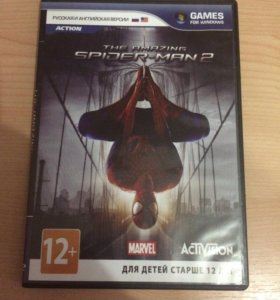 Игра The amazing SPIDER-MAN 2