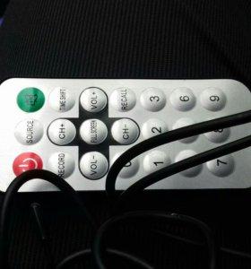 Dtv+analog TV.