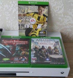 Xbox one slim 500gb