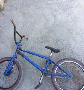 Велосипед bmx кастомный