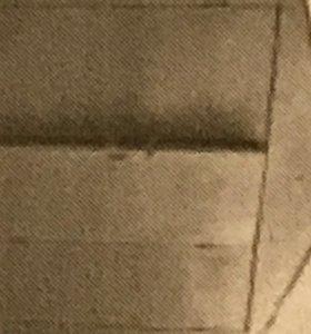 Метал.утепленный гараж со стоянкой