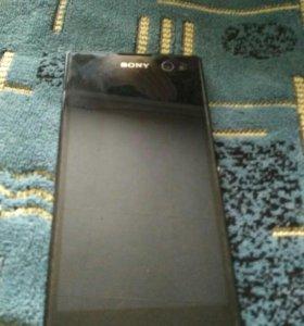 Телефон SONY XPERIA C3