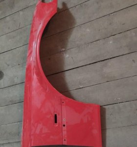 Крыло от Бмв E46 купэ дорестайл