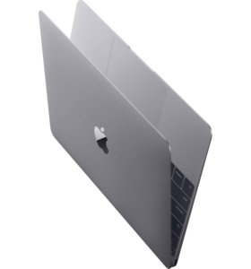 "Apple MacBook 12"" Retina Space Grey"