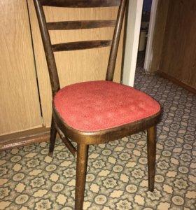 Старинный немецкий стул