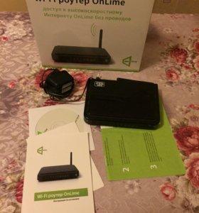 Модемы и WiFi роутер