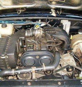 Двигатель газ 31105 (Крайслер)