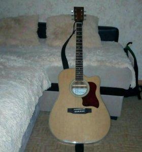 Акустическая гитара (срочно)